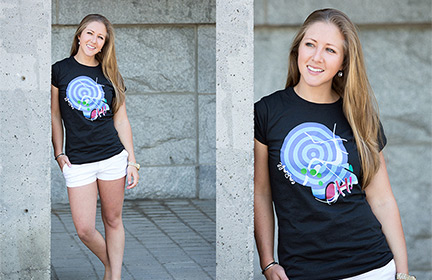 T-shirts de Marie-France Laberge